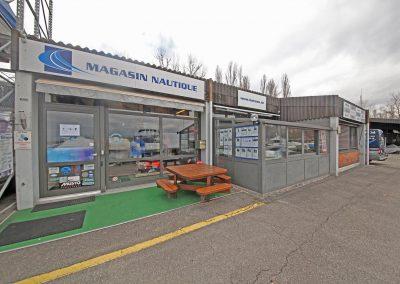 Boutique Bateau Lausanne